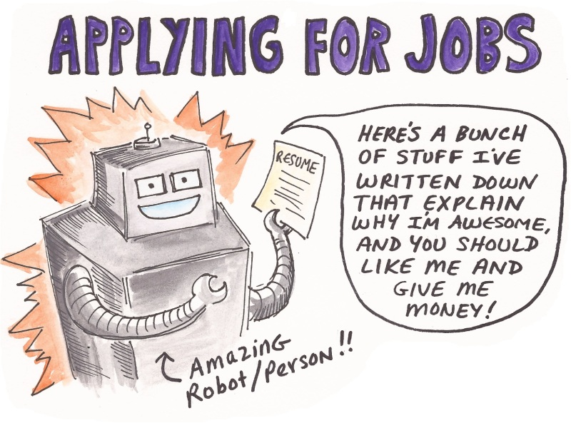 Applying for Jobs
