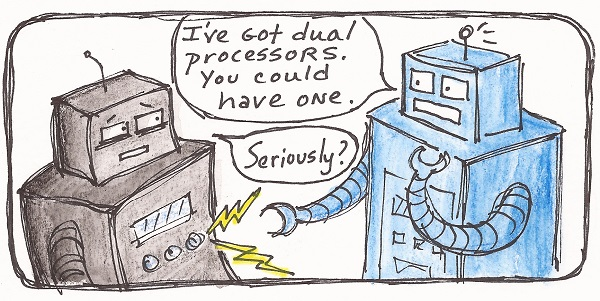 dual processors