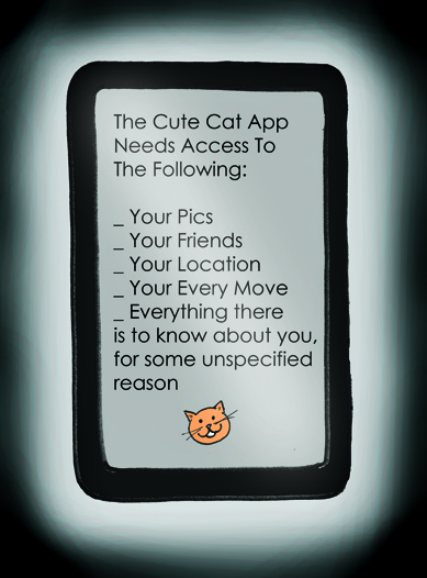 cute cat app needs access jpg